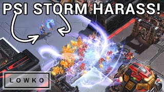 StarCraft 2: NEW MAP HIGHLIGHT - SpeCial's Ultra Slow Push!