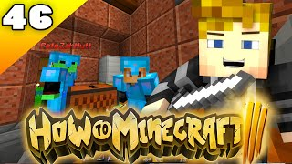 """HOW TO MINECRAFT 3 #46 """"THE DUNGEON BOYS"""" H3M SMP Season 3"""