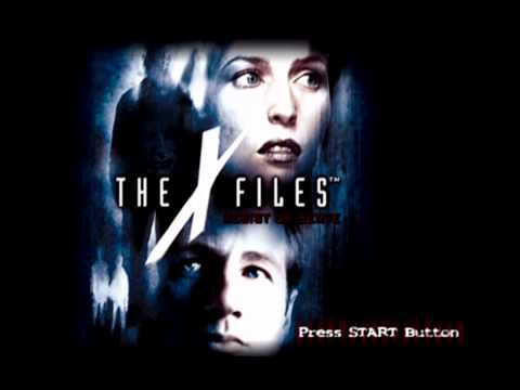 The X-Files - Resist or Serve (PS2) - Titles & Demo
