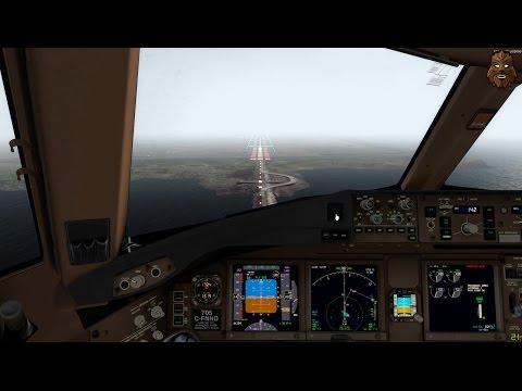 [P3D V3.4] Sydney (YSSY) - Vancouver (CYVR) Full Flight   ACA34 PMDG 777-200LR