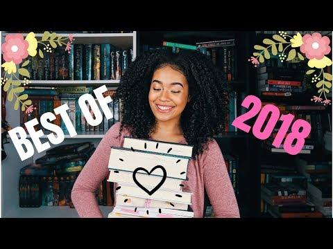 FAVORITE BOOKS OF 2018 || Best Books I've Read!