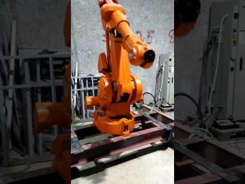 ABB Robot - Position Repeatability