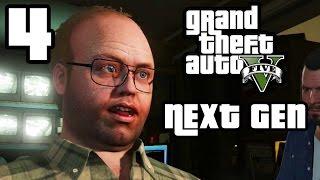 GTA 5 Next Gen Walkthrough Part 4 - Xbox One / PS4 - LESTER - Grand Theft Auto 5