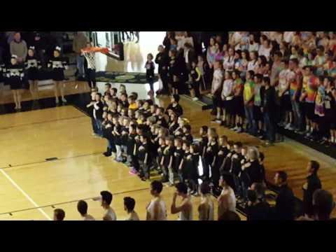 Fifth Street School Anthem Boy's
