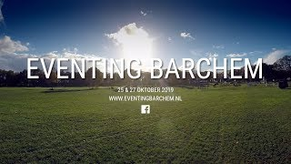 Eventing Barchem - 25 & 27 oktober 2019