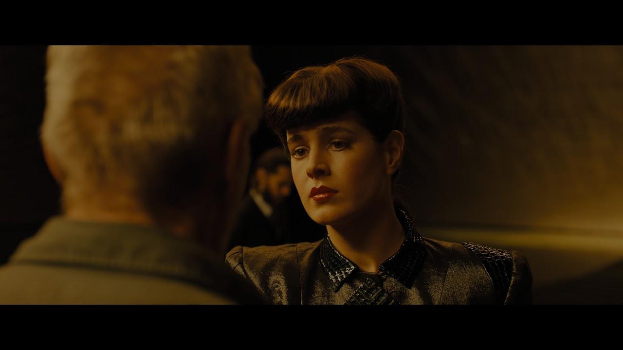 Blade Runner 2049 (2017) (4K HDR) - Advanced photorealistic CGI human