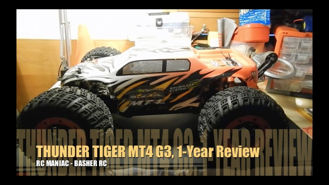 Thunder Tiger Mt4 G3 1 Year Review Must Watch Youtube