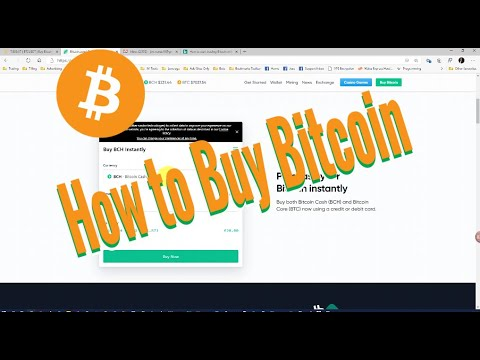 Starting with bitcoin trading