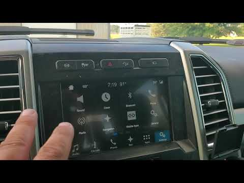 Bluetooth auto connect Ford