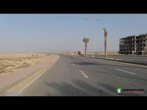 125 SQ YARD BEST LOCATION PLOT FOR SALE IN BAHRIA TOWN KARACHI
