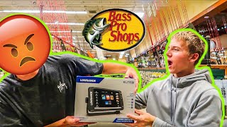 Black Friday Shopping At Bass Pro Shops (2018)