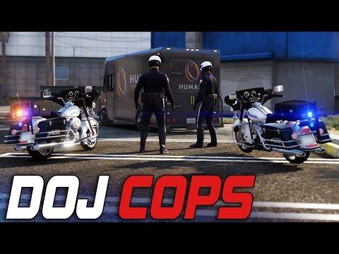 Dept. of Justice Cops #21 - Humane Labs! (Criminal)