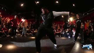 BGirl Jasu & Sapa vs Surwi & Kostek - Bonnie & Clyde