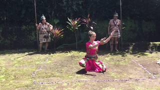 Asian classical dances in Ecuador