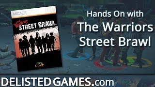 The Warriors: Street Brawl - Xbox 360 (Delisted Games Hands On)