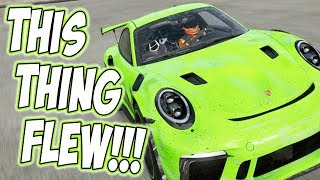 THIS GAME MODE IS CRAZY AF! // Forza Motorsport 7 Online Virus Tag Matches