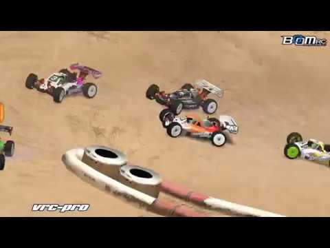 2017 VRC Worlds 1:8 nitro buggies Mod Pro A-Main final