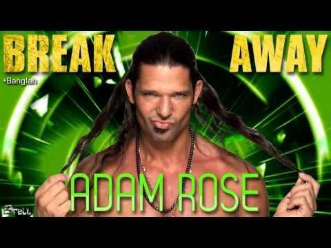 WWE: Break Away + Banglah  CFO$ & APM Dubstep AllStars ► Adam Rose Theme Song