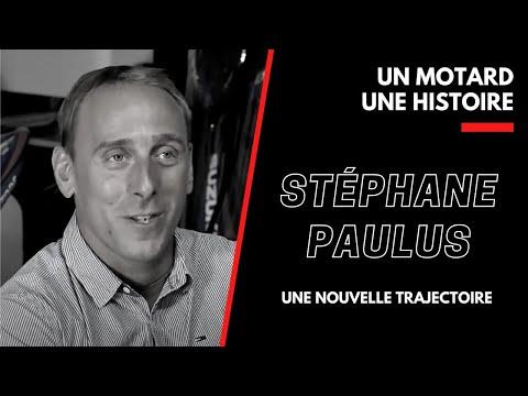 "Ep.79 : ""1 Motard, 1 Histoire"" avec Stéphane Paulus."