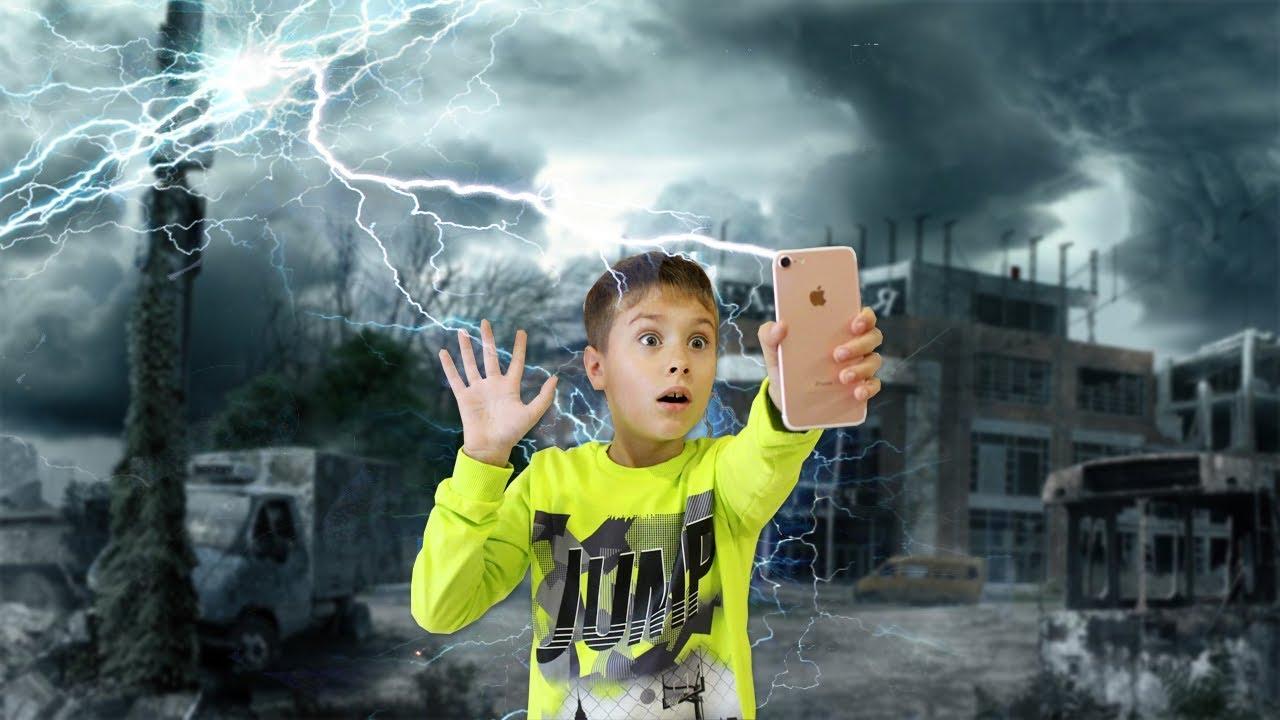 АЙФОН АПОКАЛИПСИС !!! Мир захватили Волшебный IPHONE // Видео для детей // Скетчи для детей