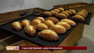 Il forno salesiano a Betlemme, pane di comunione