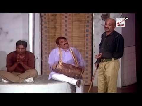 Na Bol Kanwan Sings Babu Bral - PAKISTANI STAGE DRAMA FULL COMEDY CLIP