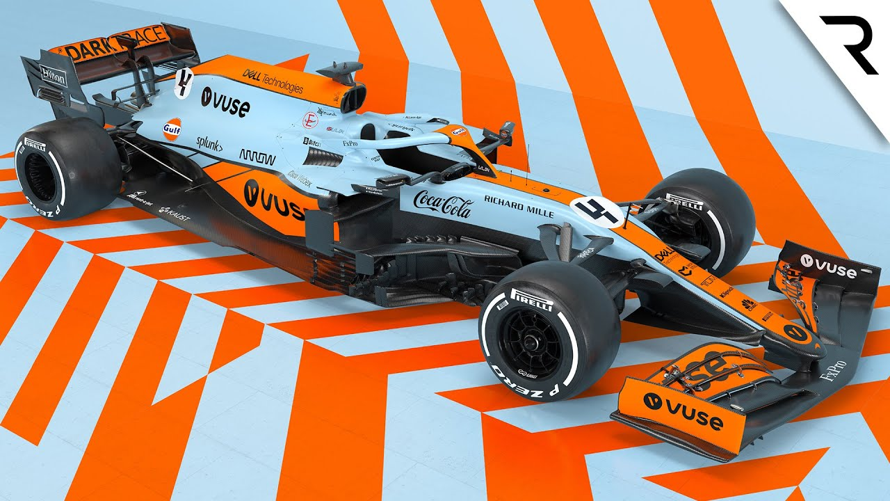 Download McLaren's special Monaco livery shows the rule F1 needs