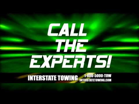 TV Commercial - Towing - Interstate Towing - OMG National - Chicopee, Massachusetts