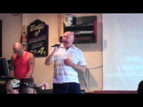Curly Cols Karaoke Music Show - Presents - Curly Col - Need Your Love So Bad .MP4