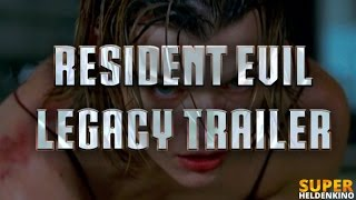 RESIDENT EVIL THE FINAL CHAPTER Legacy Trailer deutsch (2017)
