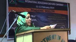 Dr. Tasneem Kauser Qureshi, Aligarh Muslim University, INDIA