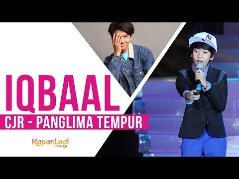 Transformasi Iqbaal Ramadhan, Dari Boyband Remaja - Panglima Tempur