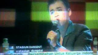 Fauzi ID - Tak Bosan (Stasiun Dangdut @JTV TV kebanggan Jawa Timur)Luck