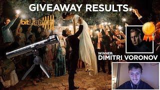 Лучшая свадебная фотография ! Фото Ревью! Анализ свадебных фото и приз за лучшую фото фонарь!