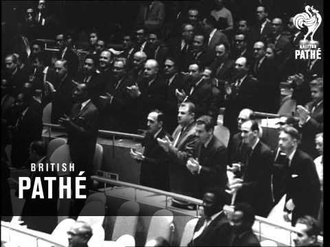 President Tito Talks To Un (1963)