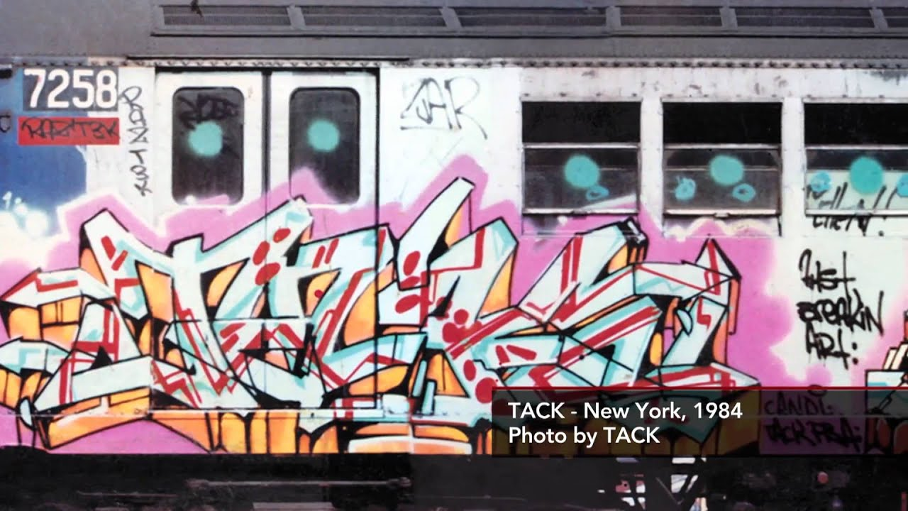 Graffiti History - 10 Important Moments