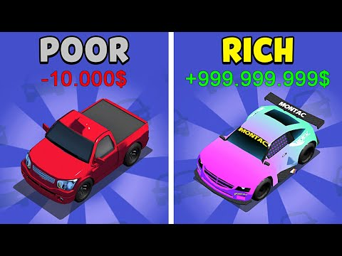 POOR vs RICH – Used Car Dealer