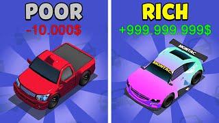 POOR vs RICH - Used Car Dealer