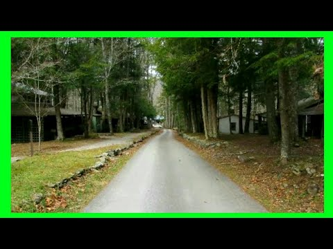 Ghost Town Resort Area of Elkmont, Tennessee