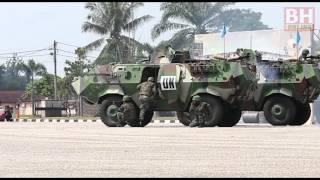 Persembahan pentomen pertempuran Bakara Market