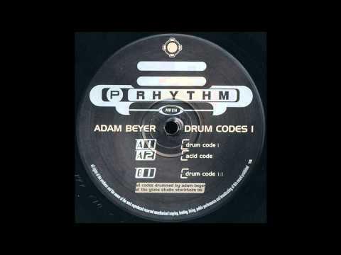 Adam Beyer - Drum Code 1 (Acid Techno 1995)