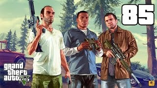 GTA V: Mission #85: Finale Intro Cutscene
