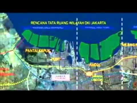 Mega Proyek Jakarta, Masterplan Tata Kota untuk Antisipasi Banjir
