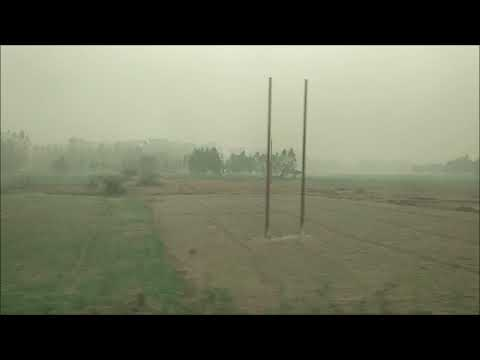 From Moradabad to Lucknow on a foggy December day - Part II
