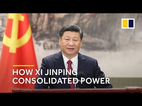 How Xi Jinping became China's most powerful leader since Mao Zedong