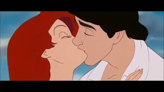 💕Love in cartoons 💕 Disney 💕 kiss 💕