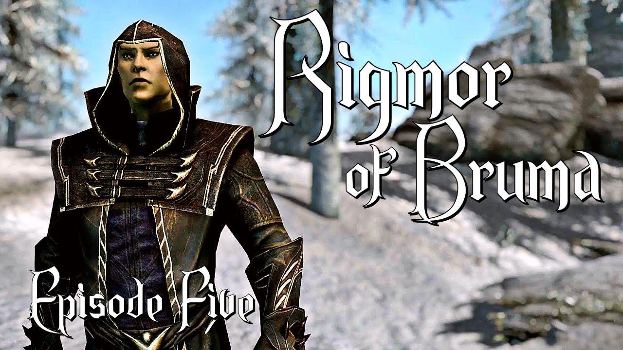 Let's Play Rigmor of Bruma #5 - Skyrim Quest Mod -