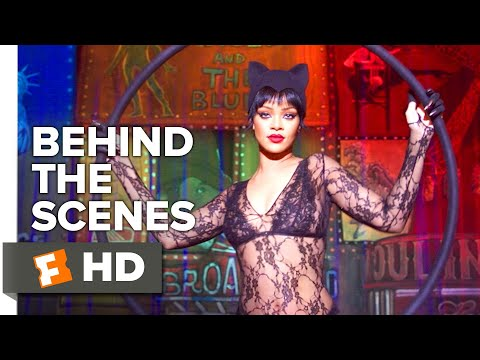 Valerian and the City of a Thousand Planets Behind the Scenes - Rihanna as Bubble (2017)