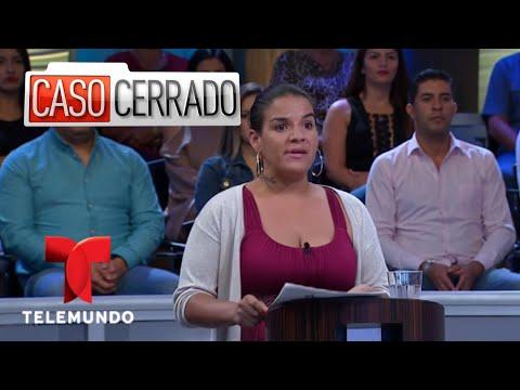 Embarazada, Drogada y Deportada 😝🤰😡 | Caso Cerrado | Telemundo