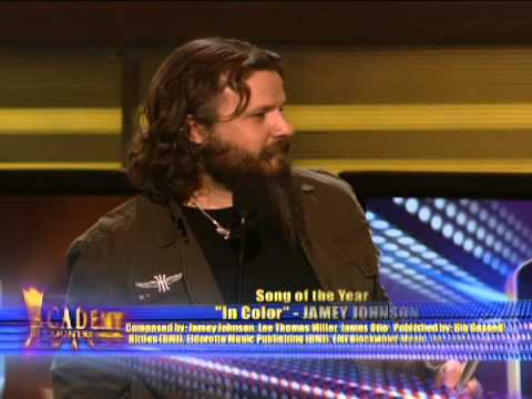 Jamey Johnson Wins Song Of The Year For